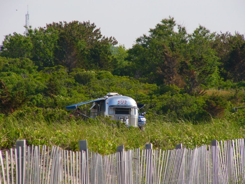 Airstreams are not only cheap to live in, but they hold their value well.